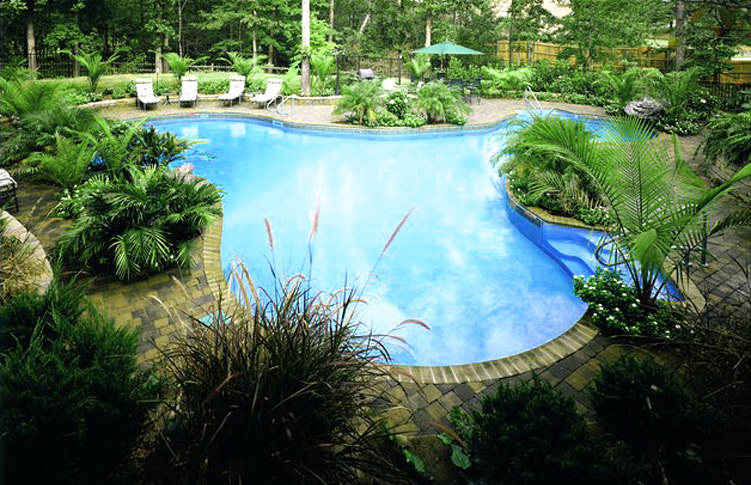 In Ground Pool Construction And Swimming Pool Maintenance