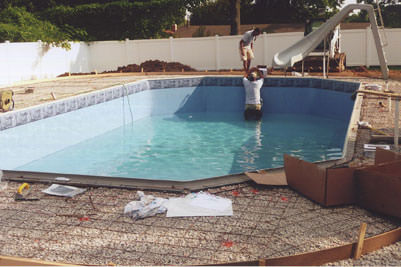In Ground Pool Contractors | St. Louis Pools