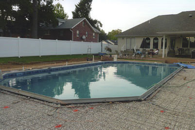 In Ground Pool Construction & Building Contractors