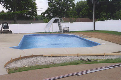 St. Louis In Ground Pool Builders