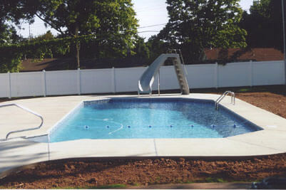 In Ground Pool Building Process in St. Louis