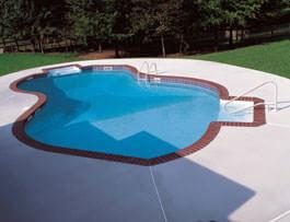 Inground Pools Custom Pool Design In St Louis Suntan