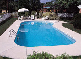 St. Louis Inground Swimming Pool Maintenace